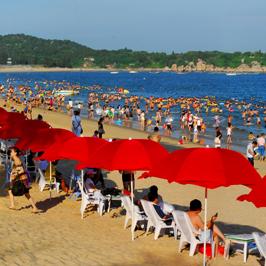 马銮湾海滨浴场